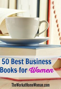 Are you looking to load up your e-reader with some new books to boost your business, blog or career? Well, look no further. We put out the call to find  the best business books on the market for women. Topics range from finding your niche and marketing your business, to self development, and motivational training. Where ever you're at in your career or business — there's a book for you! via The Work at Home Woman