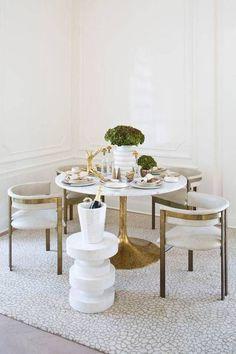 Marble & Brass Home Decor Guide | Domino