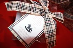 Personal tag attached to the favor box Baby Shower Winter, Baby Boy Shower, Baby Shower Themes, Baby Shower Decorations, Reveal Parties, Favor Boxes, Bridal Showers, Sorority, Poodle
