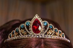 #DisneyFamilia: The Details of Princess Elena's Ballgown