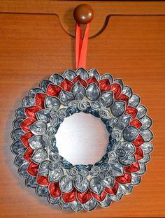 Corona di capsule Nespresso