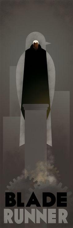☆ Blade Runner :¦: By Artist Greg Guillemin ☆
