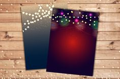 Party Lights Backgrounds EPS and JPG by Pixejoo on Creative Market