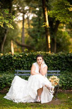 Bridal Portraits l Jeff + Anna l Pine Knoll Farms Appling, GA l Wedding Photographer — Wedding Photography