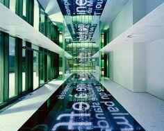 Porte des Savoirs - interactieve ruimte - alle projecten - projecten - de Architect