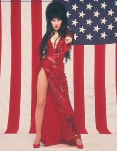 i probably posted this last year and will probably post it again next year. elvira is my favorite holiday fixture. happy 4th you american fucks.
