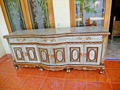 FAA jati furniture  BUFET TV 6 PINTU  JEPARA  HARGA : RP. 3.300.000  KONTAK : 082112773636
