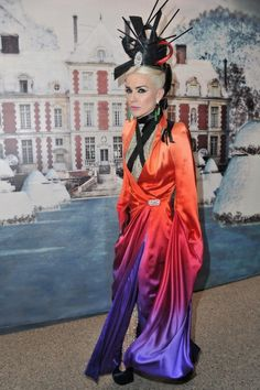The Incredible Evolution of Daphne Guinness