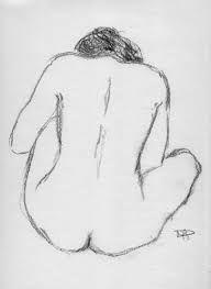 """Résultat de recherche d'images pour """"dessin de nu"""""""