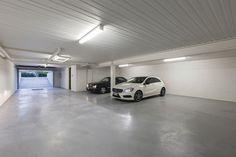 Car garage underground/under house