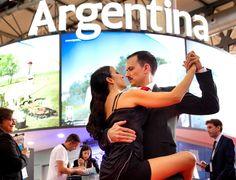 A&G TANGO - SHOWS & CLASSES -  BARCELONA, SITGES: A&G TANGO representa a la Argentina en IBTM WORLD