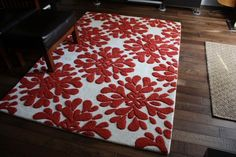 Textured Area Rug from Anthropologie