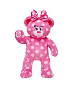 Disney Minnie Mouse Inspired Bear | Build-A-Bear
