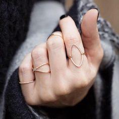 rose gold & diamonds designed to be different ✌✨✨ I NEWONE-SHOP.COM