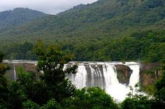 Kerala tourism; the astounding Athirapally Waterfalls