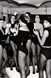 Donna Karan bodysuits from 1986