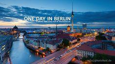 One Day in Berlin  #video #audiovisualpoetry #timelapse #berlin
