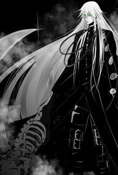 @Jinko227 Kuroshitsuji Undertaker