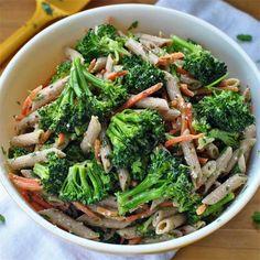 Very Veggie Pasta Salad by @beckysbestbites