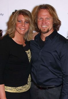 The first wife of famed polygamist Kody Brown was recently catfished by someone she believed to be a man, who was actually a woman. Sister Wives Meri, Kody Brown, Female Poses, Celebrity Couples, Reality Tv, Human Rights, Favorite Tv Shows, Robin, Sisters