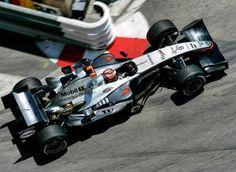 Kiki Raikkonen  2005 Monaco GP