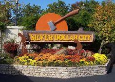 Silver Dollar City Family Park, Branson, MO.