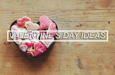 Valentine's day board #valentinesday #crafts #diy #romantic