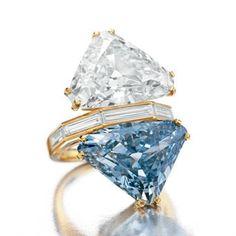The BVLGARI Blue Diamond