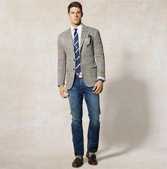 Stafford Classic Charcoal Gray 100% Wool 2B Mens Sport Coat Blazer Suit  Jacket  Stafford  TwoButton  f5fa4697bcc86