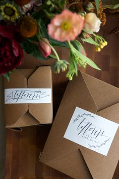 What a great idea! Labels for Thanksgiving leftovers!