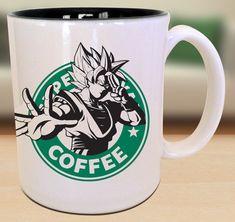 Dragon ball z Goku mug