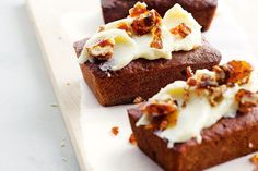Gluten-free and bursting with flavour, these mini carrot cakes are too good to…