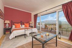 Deluxe double room. #lacalahotel