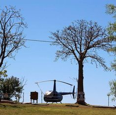 Boabs and helicopters Kimberley at its best. Enjoyed visiting Lake Argyle Resort Lake Argyle WA.  See more visit http://ift.tt/2dT23oL  #lakeargyleresort #lakeargyle #wa #Boab #helicopter #outback #caravan #roadtrip #relaxing #explore