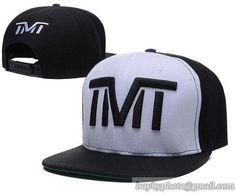 Cheap Wholesale TMT--The Money Team Snapback Hats Adjustable Caps White  Black 132 for slae at US 8.90  snapbackhats  snapbacks  hiphop  popular   hiphocap ... b1f60f071cf
