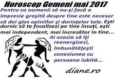 Horoscop mai 2017 Gemeni Ecards, Mai, Memes, E Cards, Meme