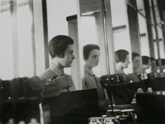 Ise Gropius, Self-portrait in the bathroom mirror of her Master's House in Dessau, c. 1926-27 Bauhaus-Archiv Berlin