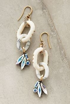 Anthropologie Tourterelle Drops