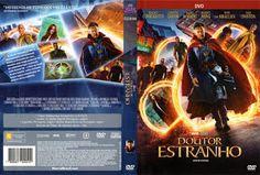 Grátis Gtba: Doutor Estranho - Capa & Label 03 Filme DVD