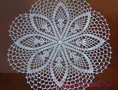 Home Decor Crochet Patterns Part 29 - Beautiful Crochet Patterns and Knitting Patterns Filet Crochet, Beau Crochet, Crochet Lace Edging, Crochet Motifs, Crochet Borders, Crochet Dollies, Crochet Stars, Easter Crochet, Irish Crochet Patterns