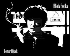 Black books - Bernand Black by dmavromatis.deviantart.com on @DeviantArt