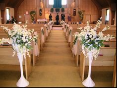 Decorating pews for weddings floral church wedding decoration pics photos wedding church decorations 17 best free home design idea inspiration junglespirit Choice Image