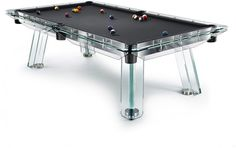 Redesigning the Classic Poll Table - Filotto by Calma e Gesso www.calmaegesso.com #hpmkt #pooltables