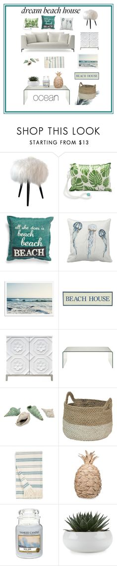 """""""Untitled #91"""" by erinbesttt ❤ liked on Polyvore featuring interior, interiors, interior design, home, home decor, interior decorating, Caia, Primitives By Kathy, Pier 1 Imports and Oly"""