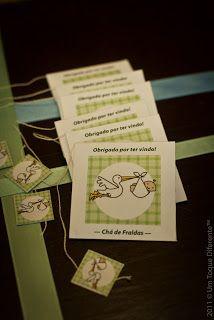 Chá de Fraldas do Gui