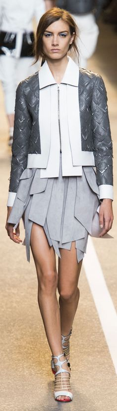 Fendi RTW Spring/Summer 2015 ~ London