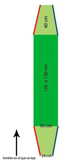 Bolero Wrap en Mohair verde - iKnitts.com