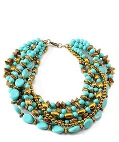Amrita Singh Necklace SOLD OUT EVERY WHERE STARTING BID $79!!