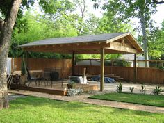 1000 images about carports on pinterest free standing for Free standing carport plans