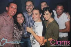 Clams Disco Fiesta discoteca gay
